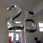 Newmans 25th anniversary